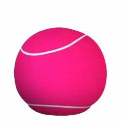 Tennis : Les Balles Roses