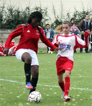 FootBall : Tournoi U16 Féminines