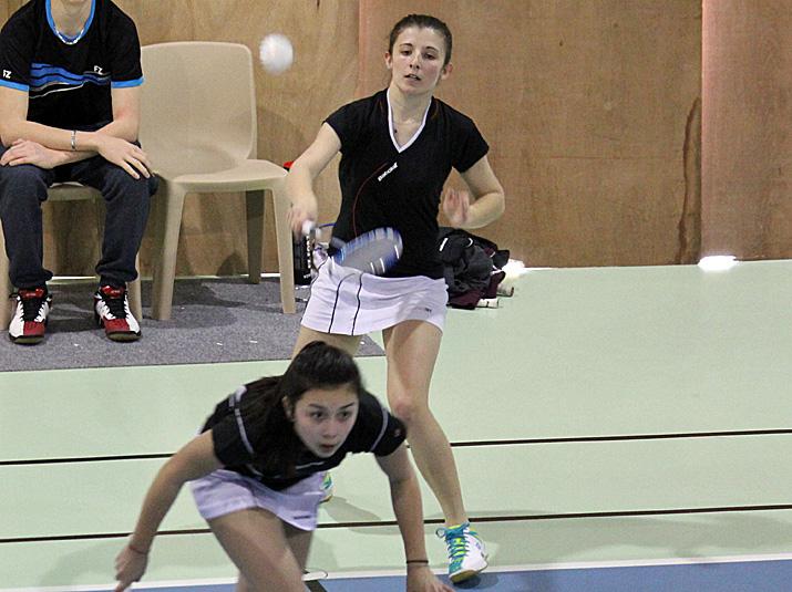 Badminton : 4ème tournoi par équipes